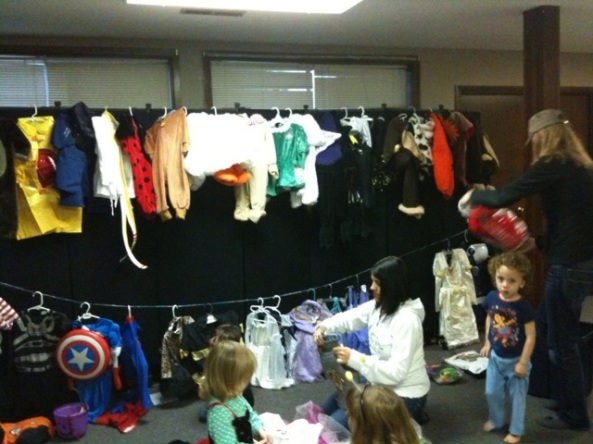Almost 50 Halloween costumes for kids to choose from!